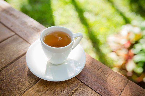 Aromatyczna herbata z tymianku