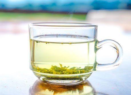 Herbata z podbiału